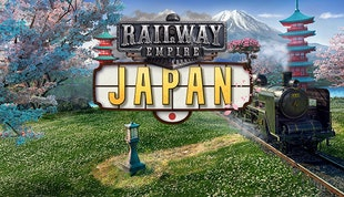 Railway Empire - Japan DLC