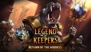 Legend of Keepers: Return of the Goddess