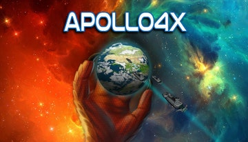 Apollo4X: The Trading Space Strategy Game