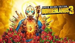 Borderlands 3 Super Deluxe Edition (Epic)