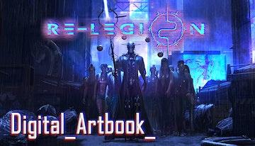 Re-Legion - Digital Artbook