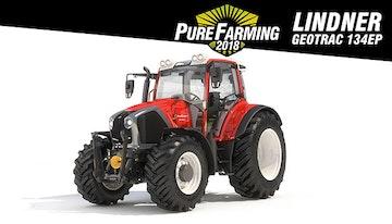 Pure Farming 2018 - Lindner Geotrac 134ep