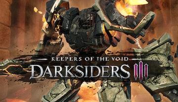 Darksiders III Keepers of the Void DLC