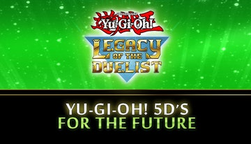 Yu-Gi-Oh! 5D's For the Future
