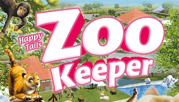 Happy Tails Zoo Keeper