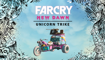 Far Cry® New Dawn - Unicorn Trike