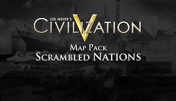 Sid Meier's Civilization V: Scrambled Nations Map Pack