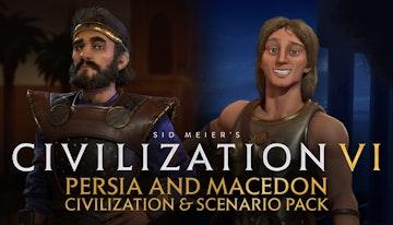 Sid Meier's Civilization® VI: Persia and Macedon Civilization & Scenario Pack (Mac)