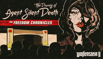 Wolfenstein II: The New Colossus - Episode 2: The Diaries of Agent Silent Death
