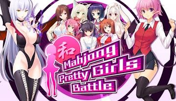 Mahjong Pretty Girls Battle Bundle Pack