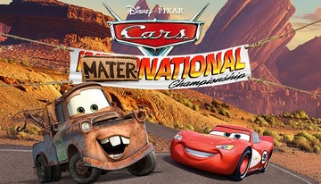 Disney•Pixar Cars : Mater-National Championship