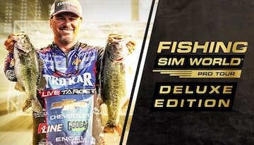 Fishing Sim World Pro Tour Deluxe Edition