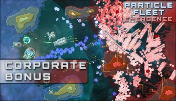 Particle Fleet: Emergence - Corporate Bonus