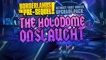 Borderlands: The Pre-sequel Ultimate Vault Hunter Upgrade Pack: The Holodome Onslaught (Linux)