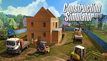 Construction Simulator 2015: LIEBHERR HTM 1204 ZA