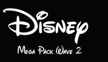 Disney Mega Pack : Wave 2
