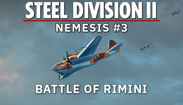 Steel Division 2 - Nemesis #3 - Battle of Rimini