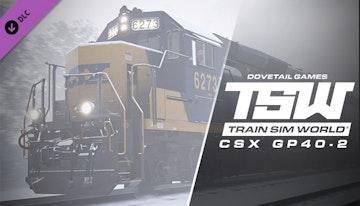 Train Sim World®: CSX GP40-2 Loco Add-On
