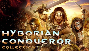 Age of Conan: Unchained - Hyborian Conqueror Collection