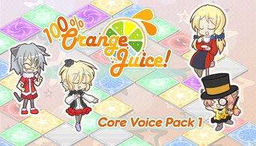 100% Orange Juice - Core Voice Pack 1