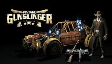 Dying Light - Vintage Gunslinger Bundle