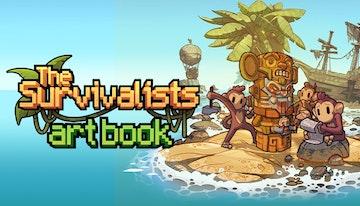 The Survivalists - Digital Artbook