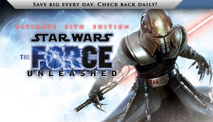 Star Wars : The Force Unleashed - Ultimate Sith Edition (Mac)