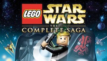 LEGO Star Wars : The Complete Saga