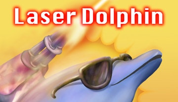Laser Dolphin (PC)
