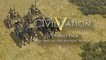 Sid Meier's Civilization V Wonders of the Ancient World Scenario Pack