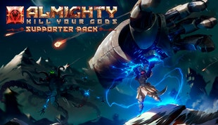 Almighty: Kill Your Gods - Supporter Pack