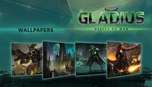 Warhammer 40,000: Gladius - Relics of War - Wallpapers