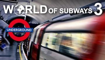 World of Subways 3 – London Underground Circle Line