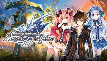 Fairy Fencer F Advent Dark Force Deluxe DLC