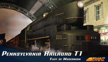 Trainz Simulator - PRRT1 DLC