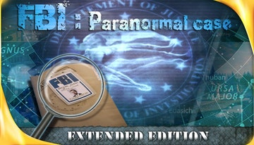 FBI Paranormal Case Extended Edition (PC)