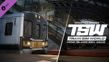 Train Sim World®: Long Island Rail Road: New York – Hicksville Route Add-On