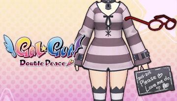Gal*Gun: Double Peace - 'Prisoner of Love' Costume Set
