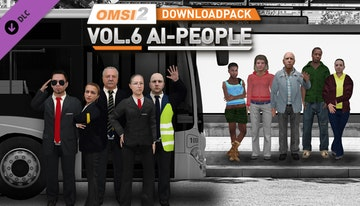 OMSI 2 Add-on Downloadpack Vol.6 - AI-Peoples