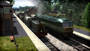 Train Simulator: WSR Diesels Loco Add-On