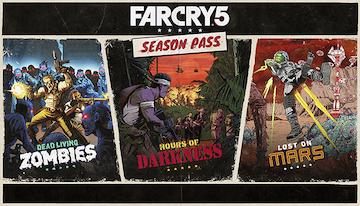 Far Cry® 5 - Season Pass
