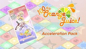 100% Orange Juice Acceleration Pack