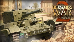 Theatre of War 2: Battle for Caen Special Edition
