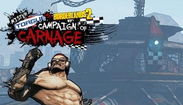 Borderlands 2: Mr Torgue's Campaign of Carnage (Mac & Linux)