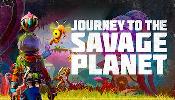 Journey to the Savage Planet (Steam)