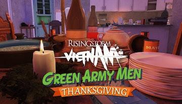 Rising Storm 2: Vietnam - Green Army Men