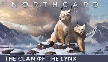 Northgard - Brundr & Kaelinn, Clan of the Lynx