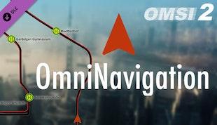 OMSI 2 Add-on OmniNavigation