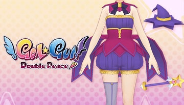 Gal*Gun: Double Peace - 'Bewitching Sorceress' Costume Set