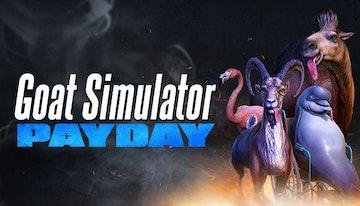 Goat Simulator: PAYDAY